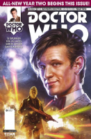 Doctor Who The Eleventh Doctor Adventures: Year Two #1 (Cover A)